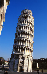 The Leaning Tower, Pisa (demeeschter) Tags: italy toscana pisa architecture leaning tower medieval church basilica city town river cathedral religion roman unesco world heritage attraction building museum