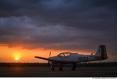T-25 Universal (Força Aérea Brasileira - Página Oficial) Tags: fab academiadaforcaaerea aeronave afa aviacao emsolo fimdetarde forcaaereabrasileira patiodeaeronaves t25 t25universal pôrdosol