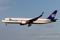 N378CX (Airlinerphotos.de) Tags: amerijet b767300 mia