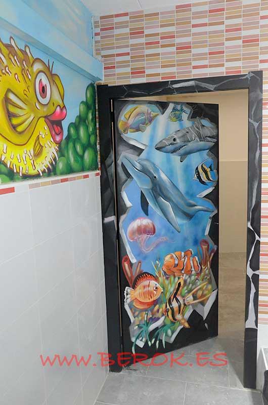 Artista graffiti Sitges Barcelona (WWW.BEROK.ES) Tags  artista graffiti  rotulación a5b3bb52861