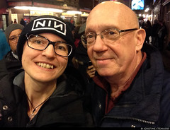 20170103_i05 Me & Dann Florek by the stagedoor of Broadhurst Theatre, where he starred in ''Front page'' | New York City (ratexla) Tags: ratexlasnewyorktrip2016 thefrontpage dannflorek 3jan2017 2017 iphone iphone5 newyorkcity nyc newyork usa theus unitedstates theunitedstates america northamerica nordamerika earth tellus photophotospicturepicturesimageimagesfotofotonbildbilder wanderlust winter travel travelling traveling journey vacation holiday semester resaresor urban city town storstad storstäder storstadssemester ontheroad manhattan actor actors star stars celeb celebs celebrity celebrities famous homosapiens people person human humans life organism man men woman women me leme ratexla selfie girl girls chick chicks guy guys dude dudes notsurewhothisis