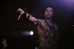 Saratoga (Oliver Heras) Tags: música metal music live concert photography nikon