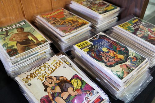 Large Lot of Comic Books ($700.00)