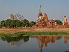 Ayutthaya, Thailand (Su-sawad) Tags: ayutthaya thailand อยุธยา
