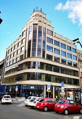 Kaufhaus ARA (Berliner1963) Tags: departmentstore kaufhaus modernarchitecture modernearchitektur architecture architektur prague praha prag bohemia böhmen czechrepublic cz tschechien