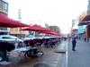 parklet at grand central market (citymaus) Tags: downtown los angeles dtla la parklet grand central market cafe seating public publicspace