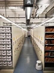 Stasi Zentrale Berlin - Stasi-Akten (Berliner1963) Tags: deutschland germany berlin lichtenberg staatssicherheit stasi gdr ddr akten papier paper schränke