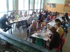 """27.05.2018 il pranzo condiviso in Oratorio • <a style=""""font-size:0.8em;"""" href=""""http://www.flickr.com/photos/82334474@N06/44230751820/"""" target=""""_blank"""">View on Flickr</a>"""