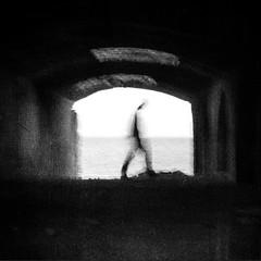 (Victoria Yarlikova) Tags: monochrome abstract square blackandwhite grain surreal experimental