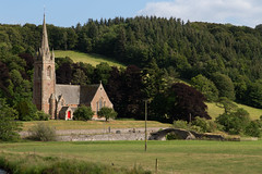 St Mary of Wedale, Stow (itmpa) Tags: stmaryofwedale stmarys stowparishchurch parishchurch churchofscotland wardropandreid 18736 1870s listed categoryb stow stowofwedale scottishborders scotland archhist itmpa tomparnell canon 6d canon6d