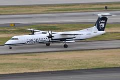 Alaska Airlines (Horizon Air) - Bombardier (De Havilland Canada) DHC-8-402Q (Dash 8 / Q400) - N436QX - Portland International Airport (PDX) - June 3, 2015 4 157 RT CRP (TVL1970) Tags: nikon nikond90 d90 nikongp1 gp1 geotagged nikkor70300mmvr 70300mmvr aviation airplane aircraft airlines airliners portlandinternationalairport portlandinternational portlandairport portland pdx kpdx n436qx alaskaairlines horizonair horizon alaskaairgroup dehavillandcanada dehavilland dhc dehavillandcanadadhc8 dehavillandcanadadash8 dehavillanddhc8 dehavillanddash8 dhc8 dash8 q400 dhc8400 dhc8402 dhc8402q bombardieraerospace bombardier bombardierdash8 bombardierq400 prattwhitney pw prattwhitneycanada pwc prattwhitneycanadapw100 prattwhitneycanadapw150 prattwhitneycanadapw150a pwcpw100 pwcpw150 pwcpw150a pw100 pw150 pw150a turboprop