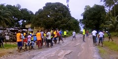 liberia2 (Let's Do It World) Tags: wcd2018 liberia worldcleanupday letsdoitworld cleanup streetwork tshirts