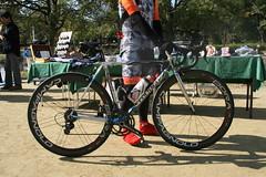 CYCLO JUMBLE'S BIKE (jun.skywalker (enishi hand made cyclecap)) Tags: bike bicycle roadbike minivelo シクロジャンブル シクロジャンブル2018秋 osaka japan cyclojumble cyclo randonneur randonneuse colnago campagnolobola campagnolo