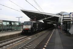 SBB 189 092 met GTS te Tilburg (vos.nathan) Tags: sbb cargo schweizerische bundesbahnen br 189 baureihe 092 gts shuttle