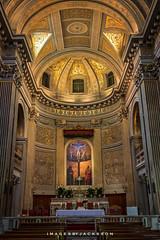 Rome Italy 2018 (John Hoadley) Tags: stmaryoftheorationanddeath church rome italy september 2018 canon 7dmarkii 24205 f4 iso250