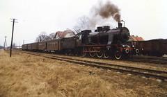45.29 (Ray's Photo Collection) Tags: poland steam railway train pkp railways polish winter snow tour rail