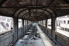 Train to Nowhere (Graceful Decay) Tags: abandoned canon decay decayed derelict deserted eos forgotten forsaken gracefuldecay historic history lost metal old railroad railway rust trainyard train transport urbex vergessen verlassen verfallen wagon zug