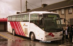 Bus Eireann SI60 (00D41931). (Fred Dean Jnr) Tags: buseireannroute51 limerick si60 00d41931 limerickbusstation april2000 scania irizar l94 century
