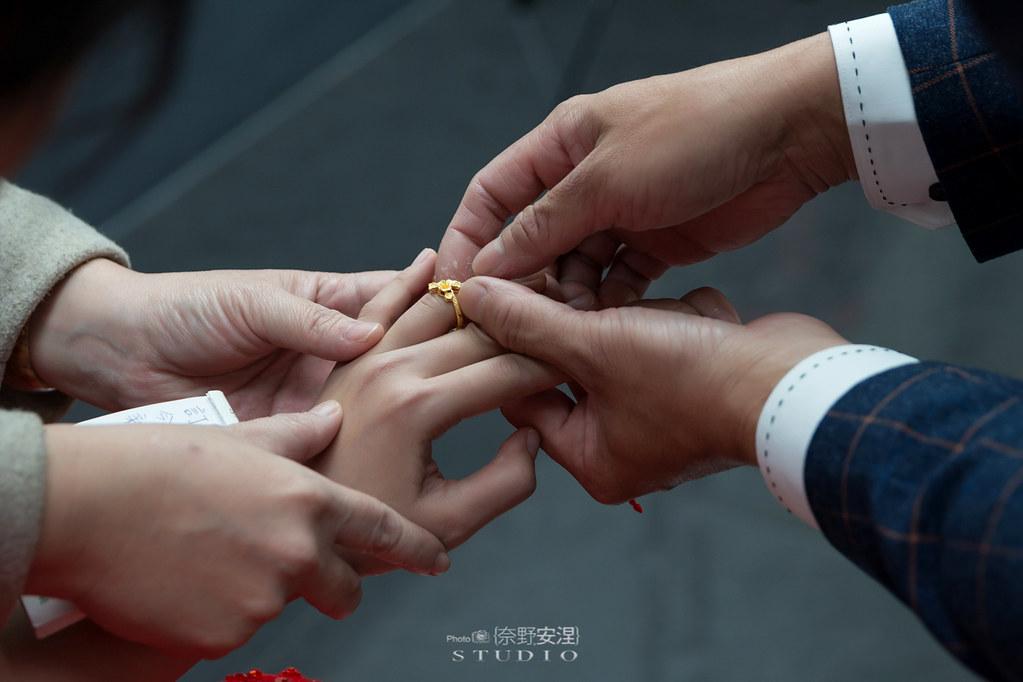雲林婚攝 文定單儀式34