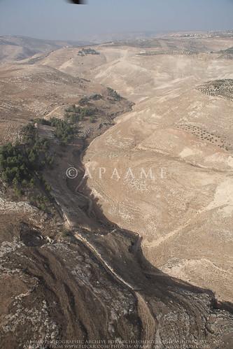 Trackway Wadi Arab