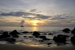 Sunset IV, Kradan Island (Lux Aeterna - Eternal Light) Tags: sunset water sea