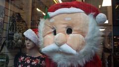 Merry Christmas 2018 (allanmaciver) Tags: merry christmas santa teddy bear red white window display shop inverness highalnds scotland allanmaciver