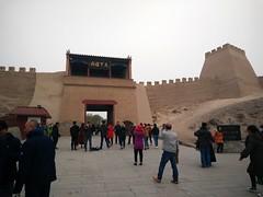 La Fortaleza del Paso. Jiayuguan. China (escandio) Tags: 2018 china china2018 fortaleza jiayuguan gansu