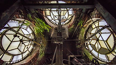Abandoned Clock Tower (Craig Hannah) Tags: clock clocktower whshaws diggle abandoned derelict decay derelectbuilding time palletworks listedbuilding saddleworth pennine village craighannah december 2018 canon photography photos oldham westriding yorkshire greatermanchester england uk