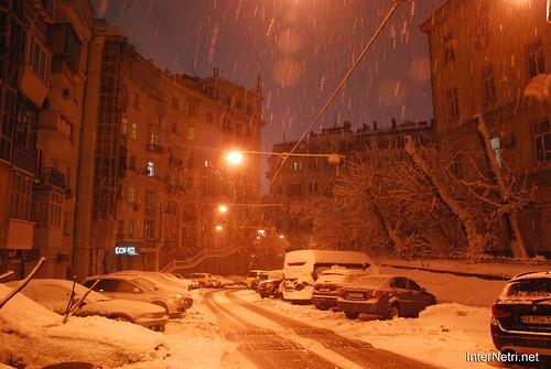 Засніжений зимовий Київ 428 InterNetri.Net Ukraine