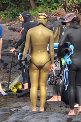 """""""...and the Oscar goes to..."""" (BarryFackler) Tags: wahine woman freediver diving diver dive wetsuit gold female people 2018 water westhawaii tropical ocean lavarock saltwater pacificocean island hawaii hawaiiisland hawaiicounty honaunau honaunaubay hawaiidiving hawaiianislands honaunaubeachpark park beachpark barryfackler barronfackler marine bigisland bay aquatic sea freediving sport competitor contrst polynesia pacific outdoor"""