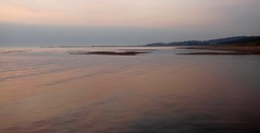 Novemberevening (Ken-Zan) Tags: havet os kenzan halland ljunghav water dusk