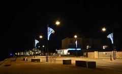 Balaruc-les-Bains, illuminations 2017 (EclairagePublic.eu) Tags: décembre leblanc illuminations illumination ville herault thau nuit eclairage noel christmas fete decors lumineux led del lampadaire eclairagepublic fête poteau lanterne étang décoration décorations lcx chromex ampoule xmas natale natividad luz luce