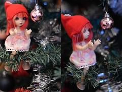 Happy New Year 2019 (junjun_niki) Tags: bjd bjdoll fairyland luna pukifee puki ball jointed doll dolls