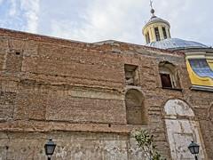 ruinas del claustro exterior Real basílica de San Francisco el Grande Madrid 02 (Rafael Gomez - http://micamara.es) Tags: ruinas del claustro exterior real basílica de san francisco el grande madrid