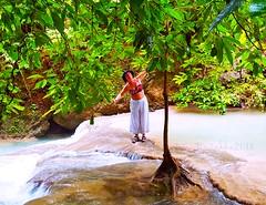 Thailand 2018 (Matilda Diamant) Tags: thailand 2018 rusalka asian asia nature waterfall erawan national park jungle tropical tropics water river forest kanchanaburi wood
