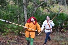 EEF_7635 (efusco) Tags: boar medieval spear brambleschoolearteofthehunt bramble schoole military arts academy florida ferel hog pig