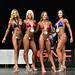Bikini Tall 4th Beaton 2nd Kaznowski 1st Vehof 3rd Goddard