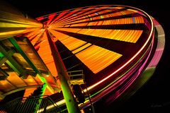 Like Saturn's Rings (jed52400) Tags: prince georges county maryland oxon hill washington dc ferris wheel lights ambient long exposure nighttime nightphotography