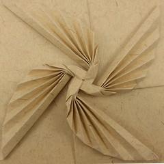 Blazing Propellers Tessellation molecule (30×30) (Michał Kosmulski) Tags: origami tessellation michałkosmulski propeller molecule pinwheel whirlpool whirlwind beige kaiserstarkpaper flame blaze