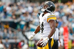 Pittsburgh Steelers riding the touchdowns of WR Antonio Brown to six-game winning streak (psbsve) Tags: noticias curioso movie interesante video news imágenes world mundo información política peliculas sucesos acontecimientos entertainment