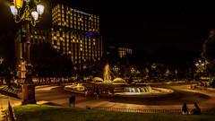 Plaza de España nocturna (pepoexpress - A few million thanks!) Tags: nikon nikkor d750 nikond75024120f4 nikond750 24120mmafs pepoexpressflickr plazadeespaña plazadeespañamadridspain night nightphotography madrid cielosdemadrid ma
