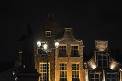 Delft at Night #4