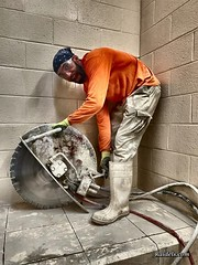 Beds of concrete (Concrete Cutting Miami) Tags: concrete sawing cutter cutting
