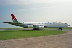 B707 (S7-4HM) Air Seychelles (boeing-boy) Tags: mikeling manston mse boeingboy b707 airseychelles
