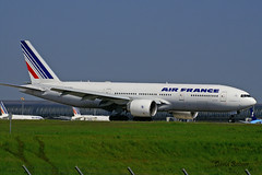 Boeing B777-200 ~ F-GSPT  Air France (Aero.passion DBC-1) Tags: spotting cdg 2008 airport airlines airliner roissy dbc1 david biscove aeropassion avion aircraft aviation plane boeing b777 ~ fgspt air france