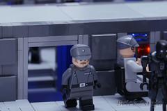 ISD Chimaera crew pit (Brick.Ninja) Tags: lego starwars star wars spaceship book timothy zahn scifi toy photography still life