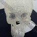 """""""Crystal Skull"""" by Heather S, 3D handmade printed filament, $35.00"""