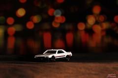 Parked (psychosteve-2) Tags: toy car bokeh macro model rs turbo