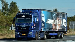 NL - Bezorgdienst Moens >lasernijwerk< MAN TGX XLX (BonsaiTruck) Tags: bezoergdienst moens lasernijwerk man lkw lastwagen lastzug truck lorry camion caminhoes