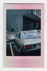 (Hem.Odd) Tags: instaxmini90 instant macaron fujifilm car nissan malaysia kualalumpur asia